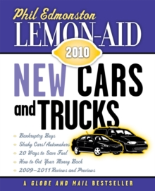 Lemon-Aid New Cars and Trucks 2010, PDF eBook