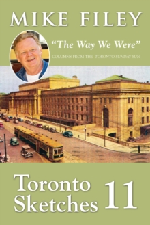 "Toronto Sketches 11 : ""The Way We Were"", EPUB eBook"