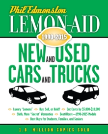 Lemon-Aid New and Used Cars and Trucks 1990-2015, PDF eBook