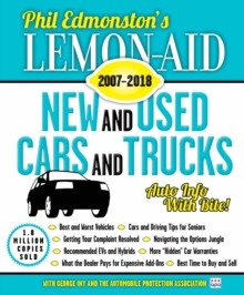 Lemon-Aid New and Used Cars and Trucks 2007-2018, PDF eBook