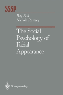 The Social Psychology of Facial Appearance, PDF eBook