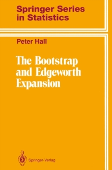 The Bootstrap and Edgeworth Expansion, PDF eBook