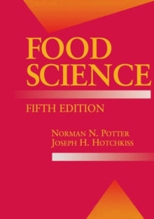Food Science : Fifth Edition, Paperback / softback Book