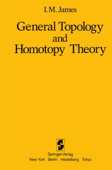 General Topology and Homotopy Theory, PDF eBook