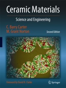Ceramic Materials : Science and Engineering, Hardback Book