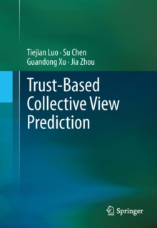 Trust-based Collective View Prediction, PDF eBook