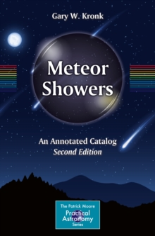 Meteor Showers : An Annotated Catalog, PDF eBook