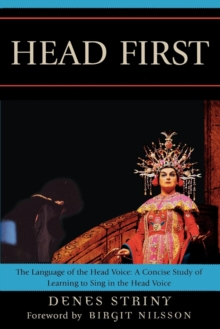 Head First : The Language of the Head Voice, EPUB eBook