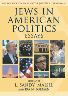 Jews in American Politics : Essays, EPUB eBook