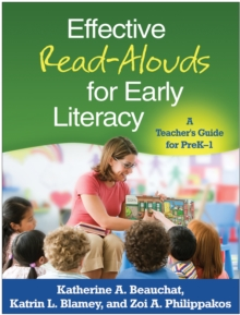 Effective Read-Alouds for Early Literacy : A Teacher's Guide for PreK-1, PDF eBook