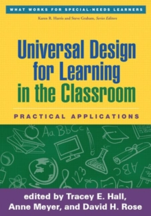 Universal Design for Learning in the Classroom : Practical Applications, Paperback / softback Book