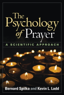 The Psychology of Prayer : A Scientific Approach, PDF eBook