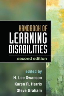 Handbook of Learning Disabilities, Second Edition, Hardback Book