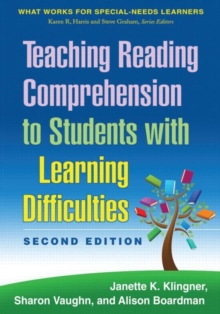 Teaching Reading Comprehension to Students with Learning Difficulties, 2/E, Paperback Book