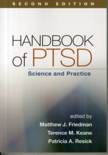 Handbook of PTSD : Science and Practice, Paperback / softback Book