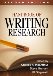 Handbook of Writing Research, Second Edition, Paperback / softback Book