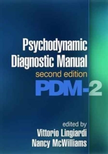 Psychodynamic Diagnostic Manual, Second Edition : (PDM-2), Paperback Book