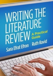 Writing the Literature Review : A Practical Guide, Hardback Book