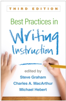 Best Practices in Writing Instruction, Third Edition, EPUB eBook