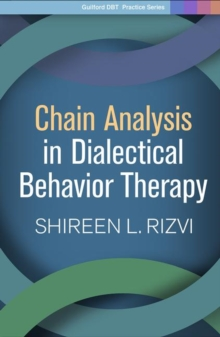 Chain Analysis in Dialectical Behavior Therapy, Paperback / softback Book