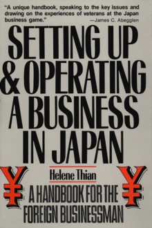 Setting Up & Operating a Business in Japan, EPUB eBook