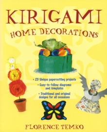 Kirigami Home Decorations, EPUB eBook