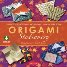 Origami Stationery : (Downloadable Material Included), EPUB eBook