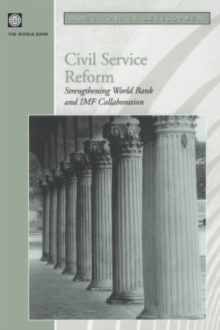 Civil Service Reform Strengthening World Bank and IMF Collaboration, EPUB eBook