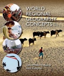 World Regional Geography Concepts, Paperback Book