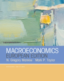 Macroeconomics (European Edition), Paperback Book