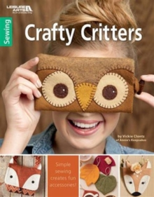 Crafty Critters, Paperback Book