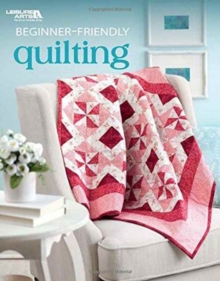 Beginner-Friendly Quilting, Paperback Book