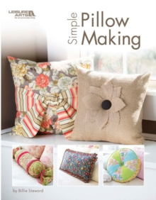 Simple Pillow Making, Paperback / softback Book