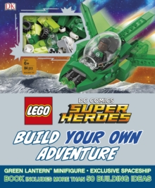 LEGO DC Comics Super Heroes Build Your Own Adventure, Mixed media product Book