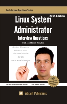 Linux System Administrator Interview Questions You'll Most Likely Be Asked, EPUB eBook