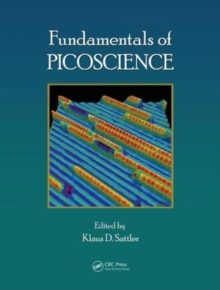 Fundamentals of Picoscience, Hardback Book
