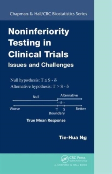 Noninferiority Testing in Clinical Trials : Issues and Challenges, Hardback Book