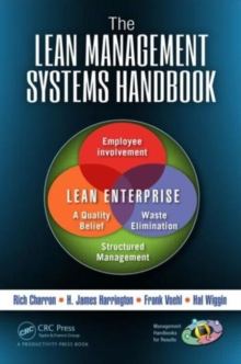The Lean Management Systems Handbook, Hardback Book