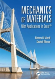 Mechanics of Materials : With Applications in Excel, Hardback Book