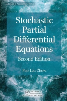 Stochastic Partial Differential Equations, Hardback Book