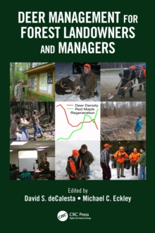 Deer Management for Forest Landowners and Managers, PDF eBook