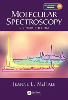Molecular Spectroscopy, Second Edition, Mixed media product Book