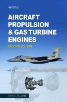 Aircraft Propulsion and Gas Turbine Engines, Second Edition, Hardback Book