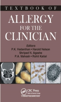 Textbook of Allergy for the Clinician, Hardback Book
