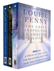 The Chief Inspector Gamache Series, Books 7-9, EPUB eBook