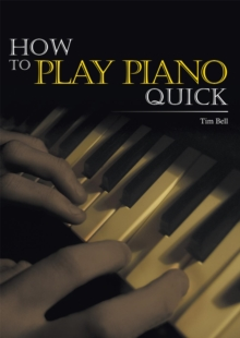 How to Play Piano Quick, EPUB eBook