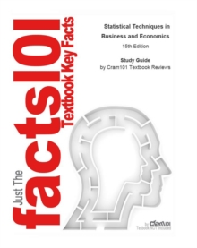 Statistical Techniques in Business and Economics : Statistics, Statistics, EPUB eBook