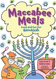 Maccabee Meals : Food and Fun for Hanukkah, PDF eBook