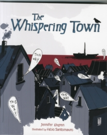 The Whispering Town, Hardback Book
