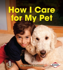 How I Care for My Pet, PDF eBook